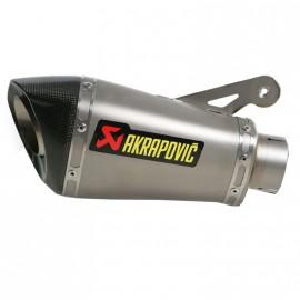 Silencieux Akrapovic homologué pour S1000RR