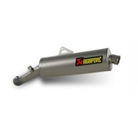 Silencieux Akrapovic homologué pour R 1200 GS 10-12