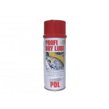 Lubrifiant chaines PDL Profi Dry Lube 400ml