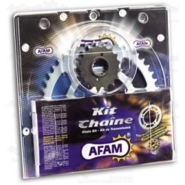 Kit chaine AFAM ALU pour FZ6 N/S 2004-2007