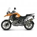 Silencieux Akrapovic homologué pour R 1200 GS Adventure 04-09