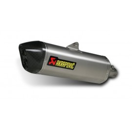 Silencieux Akrapovic homologué pour K1300 GT 09-11
