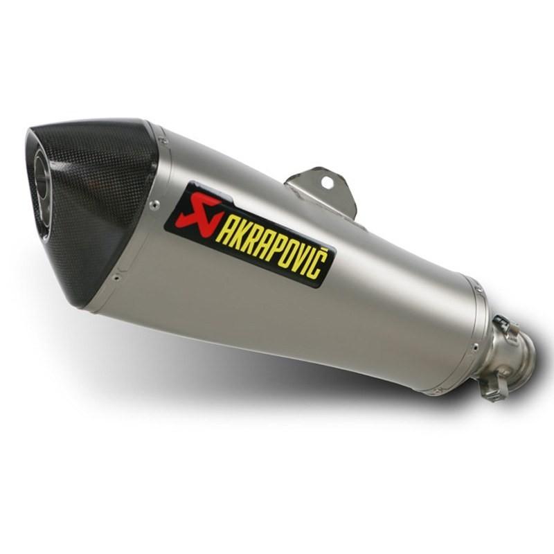 Silencieux Akrapovic homologué pour K 1300 R 09-14