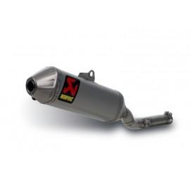 Silencieux Akrapovic pour KX 250 F 09-15