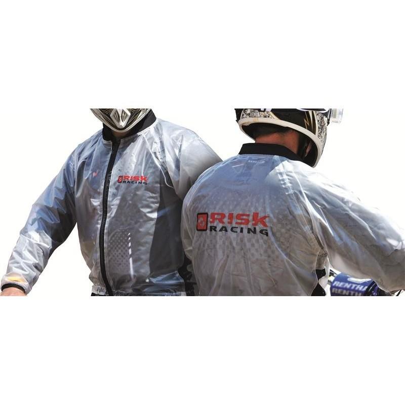veste pluie Risk Racing