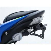 Support De Plaque Noir R&G Suzuki Gsx-s 1000