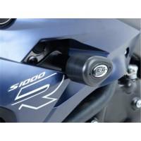 Tampons Aero R&G Noirs Bmw S1000r