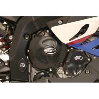 COUVRE-CARTER DROIT (POMPE A EAU) POUR BMW S1000R
