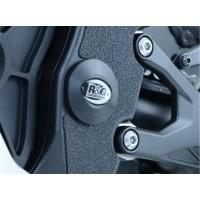 Insert De Cadre Gauche Bas Noir R&G Yamaha Yzf-R1/M1