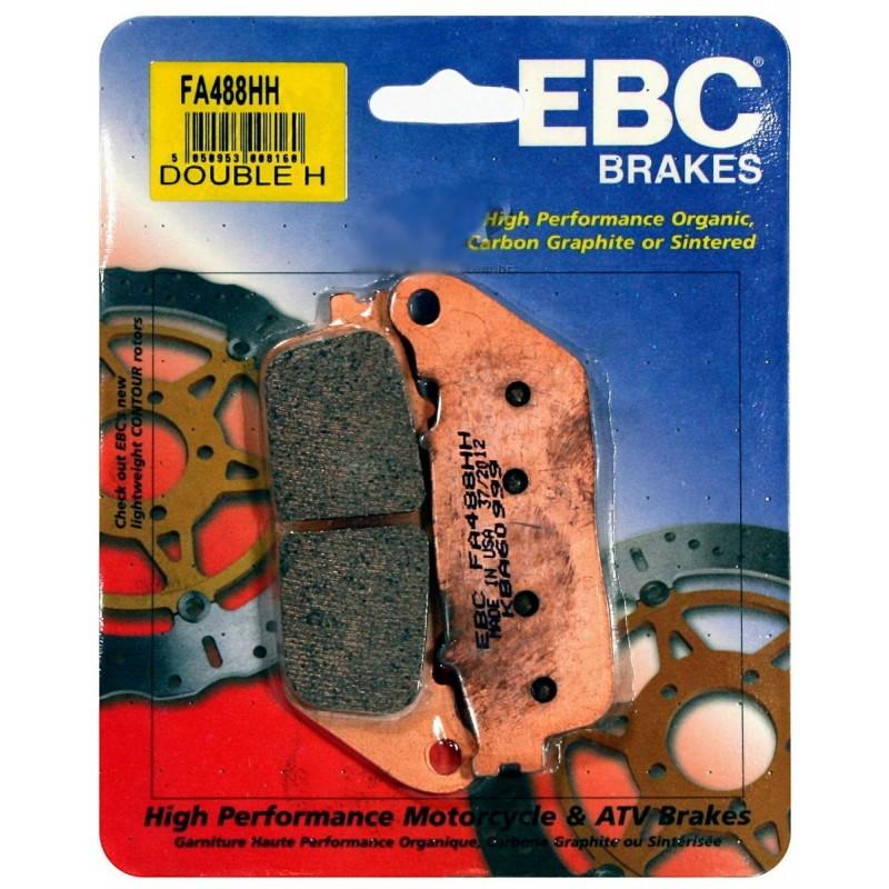 plaquette arrière EBC-FA488HH
