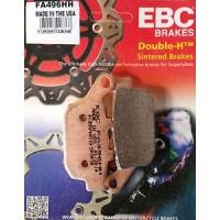 plaquette arrière EBC-FA496HH
