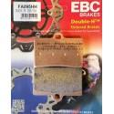 Plaquette avant EBC-FA4095HH
