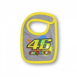 Bavoir bébé Valentino Rossi 46 The doctor