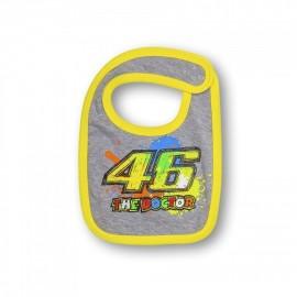 Bavoir bébé Valentino Rossi 46 The doctor