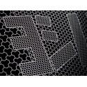 Protection de radiateur YOSHIMURA inox Suzuki GSR750