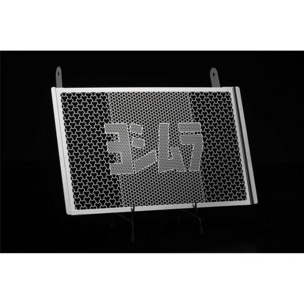Protection de radiateur yoshimura inox suzuki gsr750 - Grille de radiateur gsr 600 ...