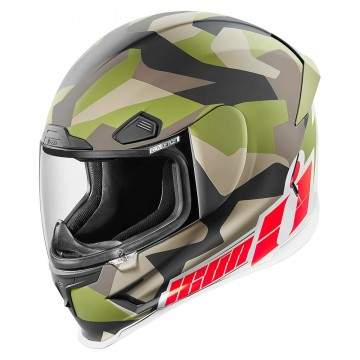 Casque icon Airframe pro Deployed