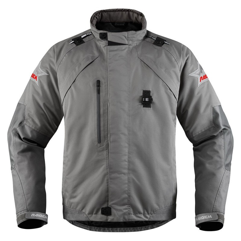 Blouson Icon Raiden DKR Monochromatic
