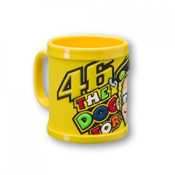 mug en plastique 46 the doctor. Black Bedroom Furniture Sets. Home Design Ideas