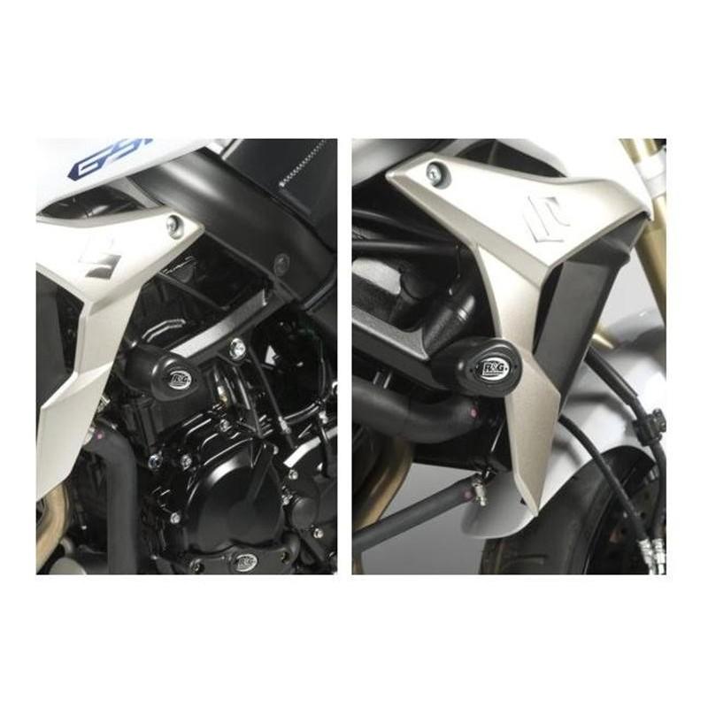 Tampons Aero R&G Pour Suzuki Gsr750