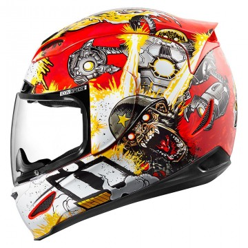 Casque Icon Airmada Monkey Business