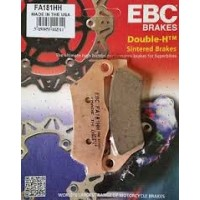 plaquette arrière EBC-FA181HH