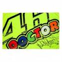 Drapeau VR46 Valentino Rossi Multicolore