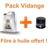 Ipone Fullt katana 10w50 4L + filtre offert