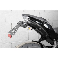 Support De Plaque Lightech Reglable Kawasaki Z650
