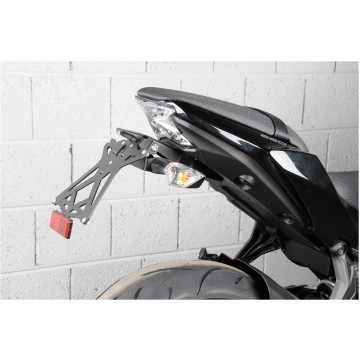 Support De Plaque Lightech Reglable Kawasaki Z650