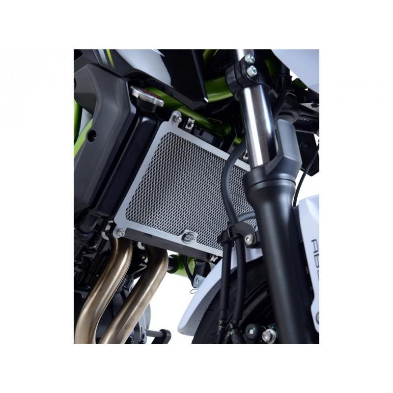 Protection De Radiateur R&G Racing Kawasaki Z650
