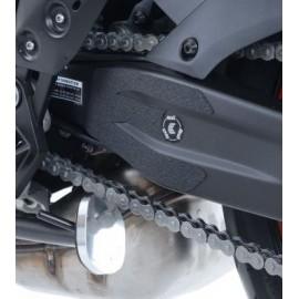 Adhésif anti-frottement R&G RACING bras oscillant noir 2 pièces Yamaha
