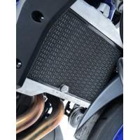 Protection de radiateur noire R&G RACING Yamaha MT-07