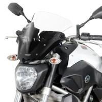 Saute vent Sport MRA clair Yamaha MT-07