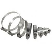 Kit colliers de serrage pour durites SAMCO MT-07