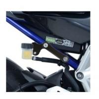 Cache orifice repose-pieds R&G RACING pour Yamaha MT-07