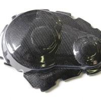 Couvre-carter alternateur LIGHTECH noir Suzuki GSX-R1000/R 2017