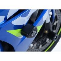 Tampons de protection R&G RACING Aero Race Suzuki GSX-R1000 2017