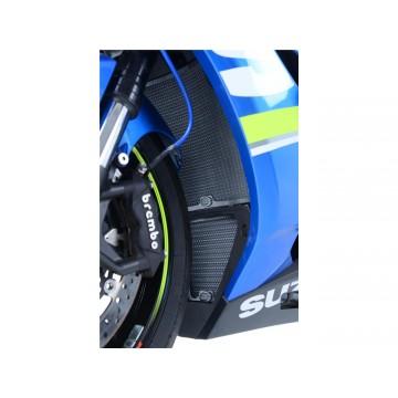 Grille de radiateur (huile) R&G RACING Suzuki GSX-R1000 2017