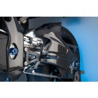 Garde-boue arrière LIGHTECH carbone mate Suzuki GSXR-1000 2017