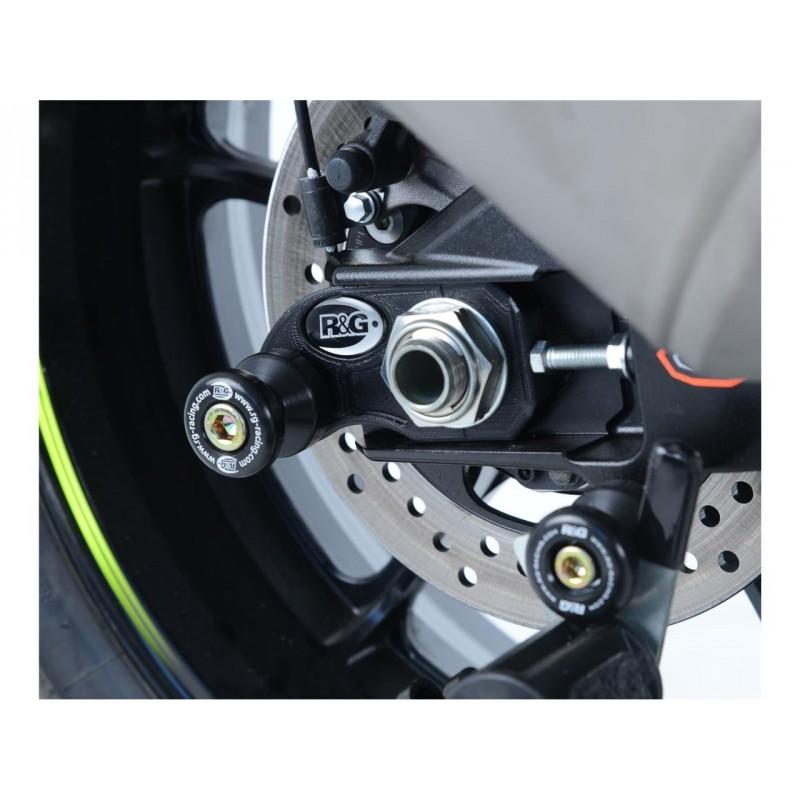Pions de bras oscillant avec platine R&G RACING Suzuki GSX-R1000 2017