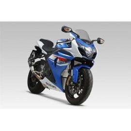 Protection de radiateur YOSHIMURA inox Suzuki GSX-R1000