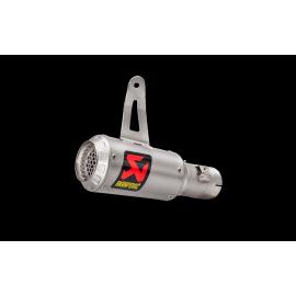 Silencieux Titane Akrapovic GSX-R 1000 2017