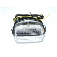 Feu arrière BIHR LED avec clignotants intégrés HONDA CBR 1000RR