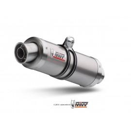 Silencieux MIVV GP titane Suzuki GSR 750