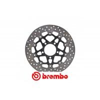 Disque de frein avant Brembo Serie ORO flottant Suzuki GSR600/GSF650/DL650