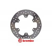 Disque de frein arrière Brembo Serie ORO fixe GSR750