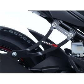 Kit suppression repose-pieds arrière R&G RACING Suzuki GSX-S750