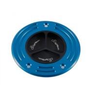 Bouchon de réservoir à visser LIGHTECH bleu - TF6N/I
