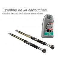 Kit ressort de fourche BITUBO avec huile de fourche MOTOREX Suzuki GSR750